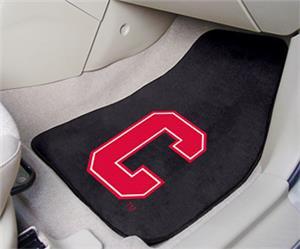 Fan Mats Cornell University Carpet Car Mats (set)