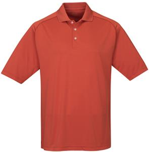 TRI MOUNTAIN Woodside Ultra Cool Mini Grid Polo