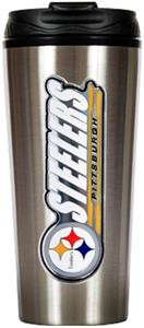 NFL Pittsburgh Steelers 16oz Travel Tumbler