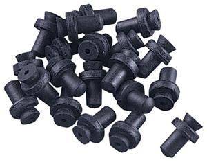 Tachikara Rubber Ball Replacement Valves