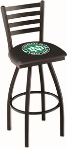 Univ of North Dakota Ladder Swivel Bar Stool