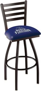 Univ of North Florida Ladder Swivel Bar Stool