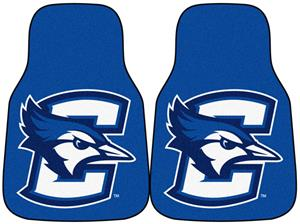 Fan Mats Creighton Univ Carpet Car Mats (set)