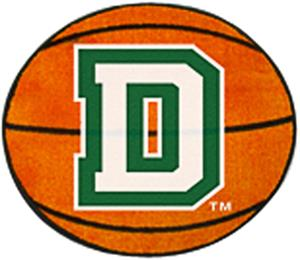 Fan Mats Dartmouth College Basketball Mat
