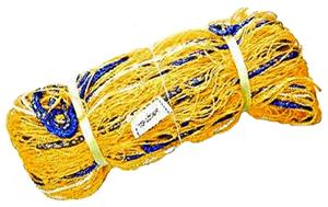 All Goals 7'x21'x2'x7' 4mm Braided Soccer Nets PR