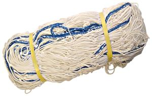 "All Goals 6'6""x18'x2'x7' 3mm Braided Soccer Nets"