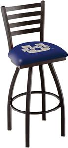 Utah State University Ladder Swivel Bar Stool