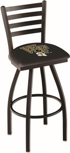 Wake Forest University Ladder Swivel Bar Stool