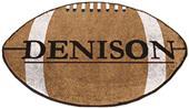 Fan Mats Denison University Football Mat
