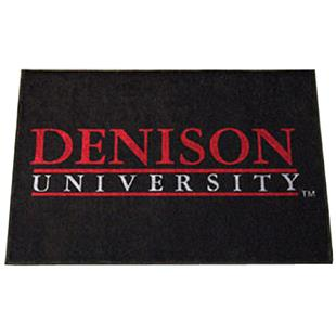 Fan Mats Denison University Starter Mat