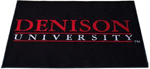 Fan Mats Denison University All Star Mat