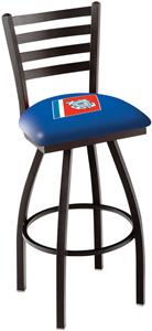United States Coast Guard Ladder Swivel Bar Stool