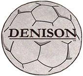 Fan Mats Denison University Soccer Ball Mat