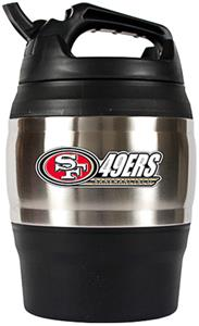 NFL San Francisco 49ers Sport Jug w/Folding Spout