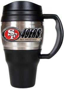 NFL San Francisco 49ers 20oz Travel Mug