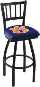 Auburn University Jailhouse Swivel Bar Stool