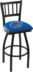 Boise State University Jailhouse Swivel Bar Stool
