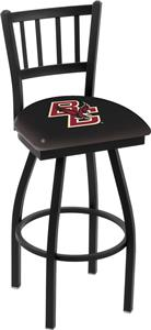 Boston College Jailhouse Swivel Bar Stool
