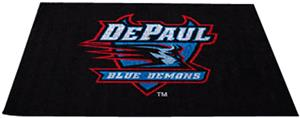Fan Mats DePaul University Ulti-Mat