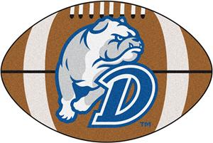 Fan Mats Drake University Football Mat
