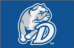 Fan Mats Drake University Starter Mat