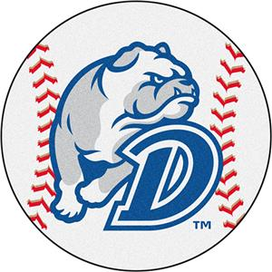 Fan Mats Drake University Baseball Mat