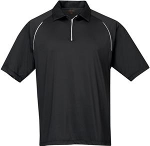 TRI MOUNTAIN Huntington 1/4 Zip Stretch Fit Polo