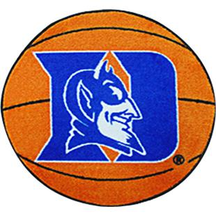Fan Mats Duke University Basketball Mat
