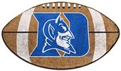 Fan Mats Duke University Football Mat