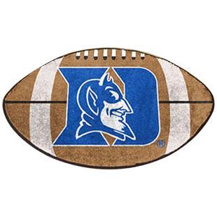 Fan Mats Duke University Football Mat