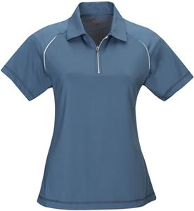TRI MOUNTAIN Petaluma Women's 1/4 Zip Polo