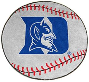 Fan Mats Duke University Baseball Mat