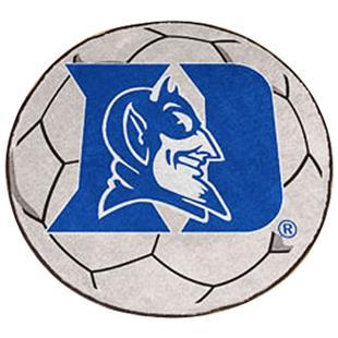 Fan Mats Duke University Soccer Ball