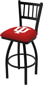 Indiana University Jailhouse Swivel Bar Stool