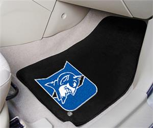 Fan Mats Duke University Carpet Car Mats