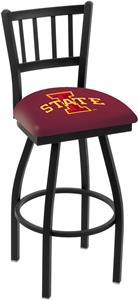 Iowa State University Jailhouse Swivel Bar Stool