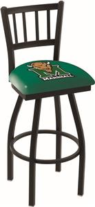 Marshall University Jailhouse Swivel Bar Stool