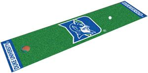 Fan Mats Duke University Putting Green Mat