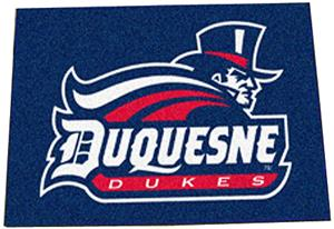 Fan Mats Duquesne University Starter Mat