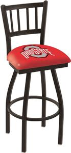 Ohio State University Jailhouse Swivel Bar Stool