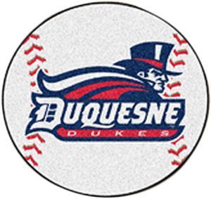 Fan Mats Duquesne University Baseball Mat
