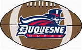 Fan Mats Duquesne University Football Mat