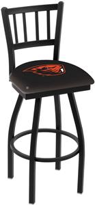 Oregon State University Jailhouse Swivel Bar Stool