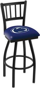 Pennsylvania State Univ Jailhouse Swivel Bar Stool
