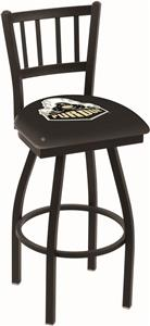 Holland Purdue Jailhouse Swivel Bar Stool