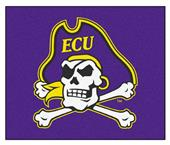 Fan Mats East Carolina University Tailgater Mat