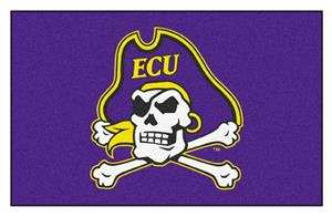 Fan Mats East Carolina University Ulti-Mat