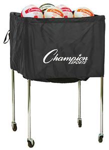 Champion Sports Folding Volleyball Carts