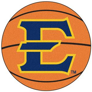 Fan Mats East Tennessee State Basketball Mat