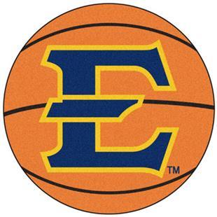 Fan Mats East Tennessee State Basketball Mat